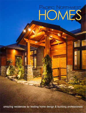 featured in Pacific Northwest HOMES